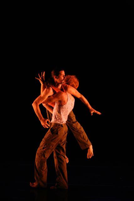 Les Fasciaset les OsenContact Improvisation, Stage 21-22 Janvier,DIE